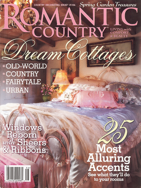 Romantic Country Cover copy